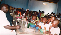 Christmas Meal sponsored by ALLHIM